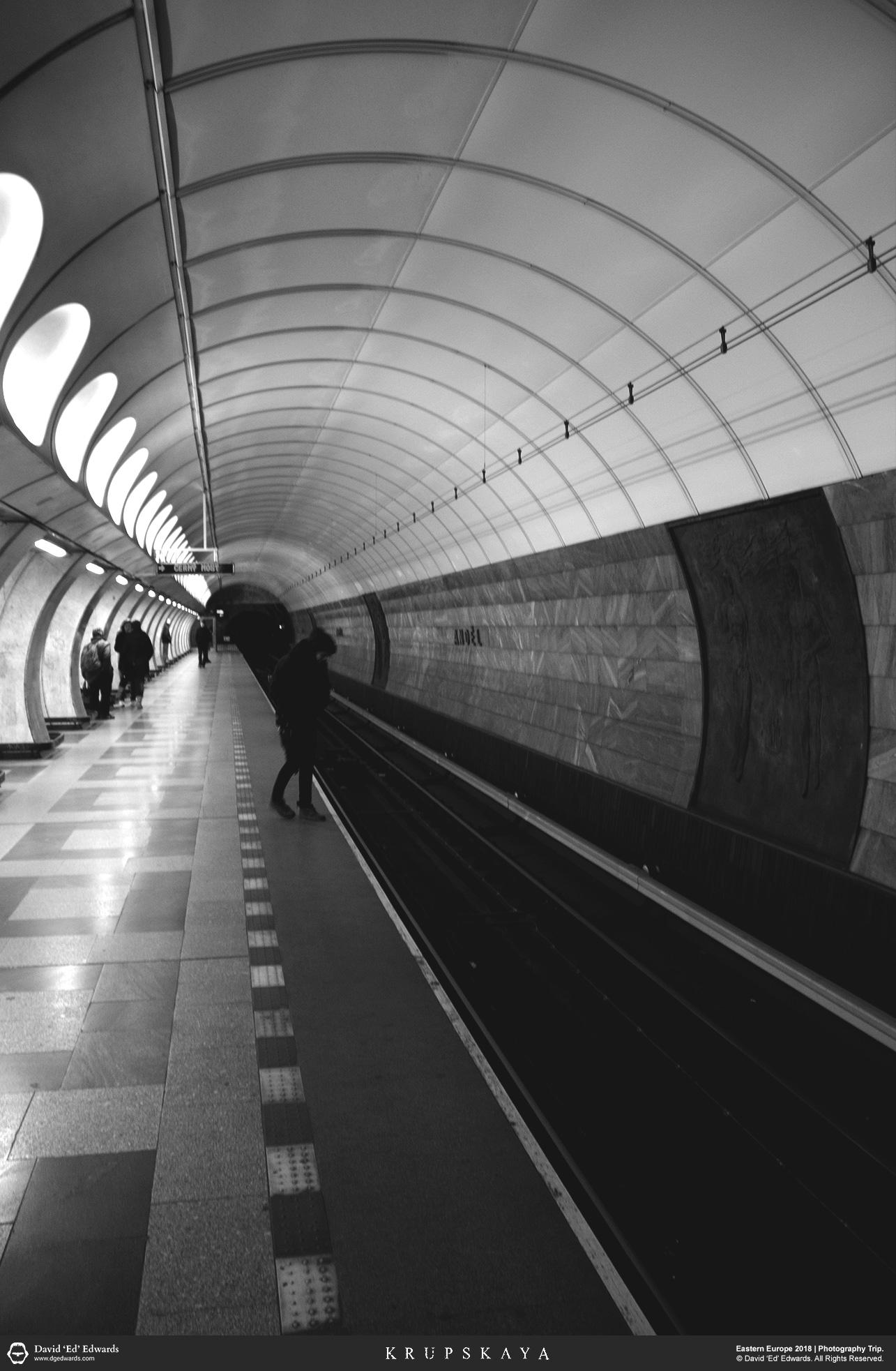 Subway, Czech Republic