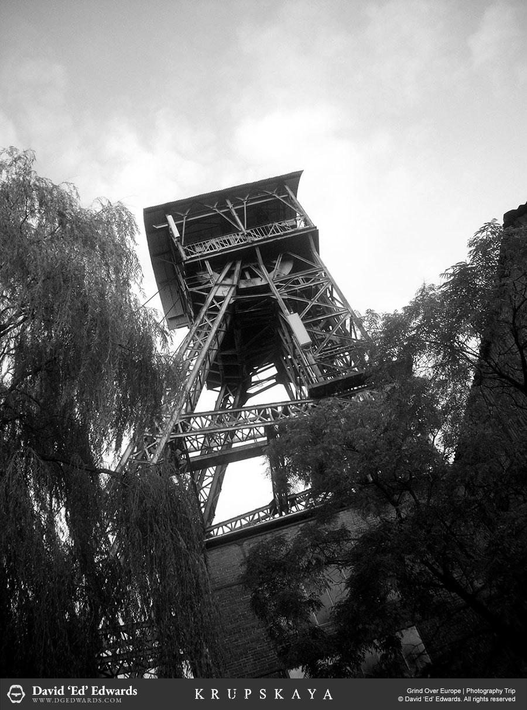 Coal mine, Czech Republic