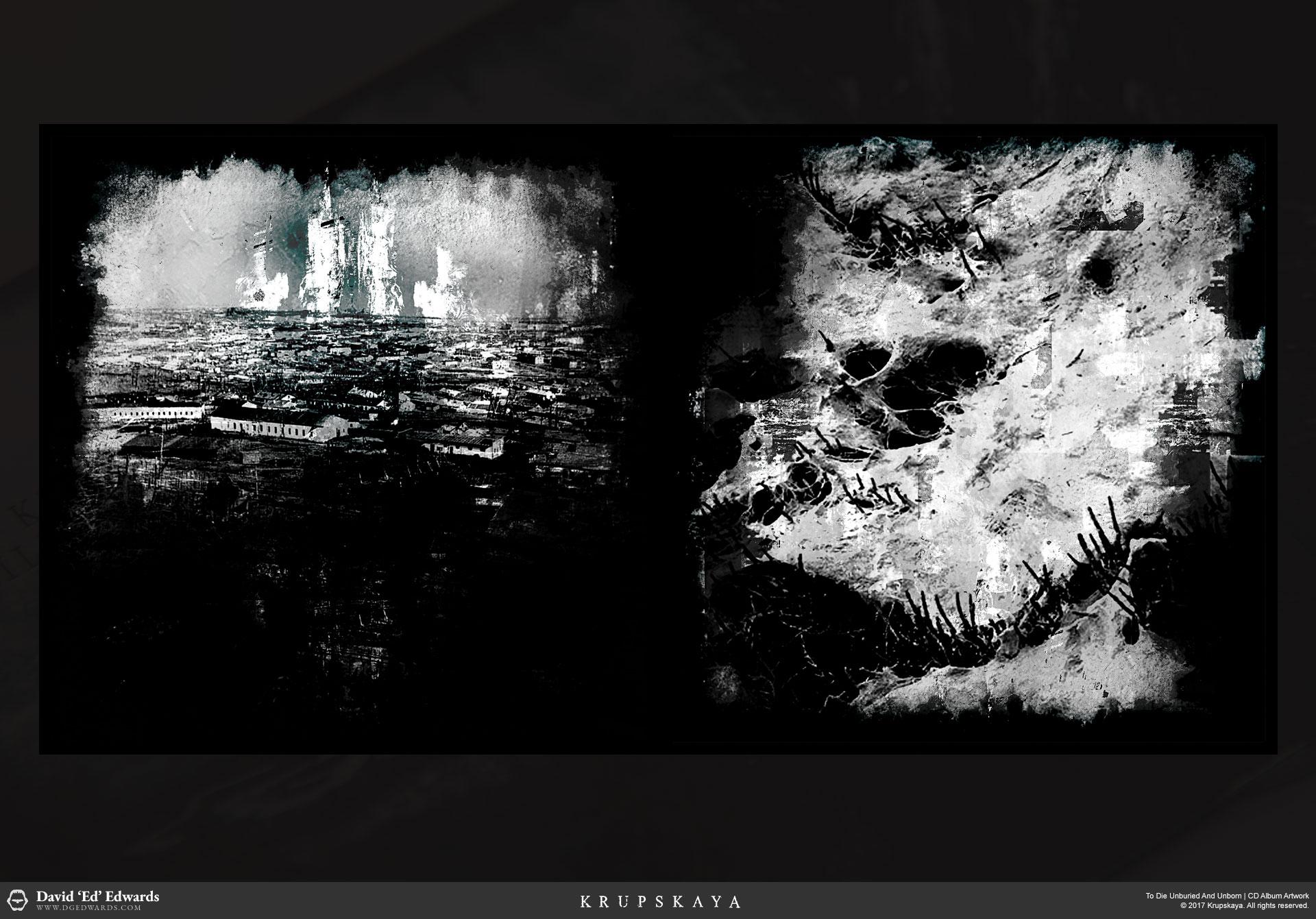 Album artwork development