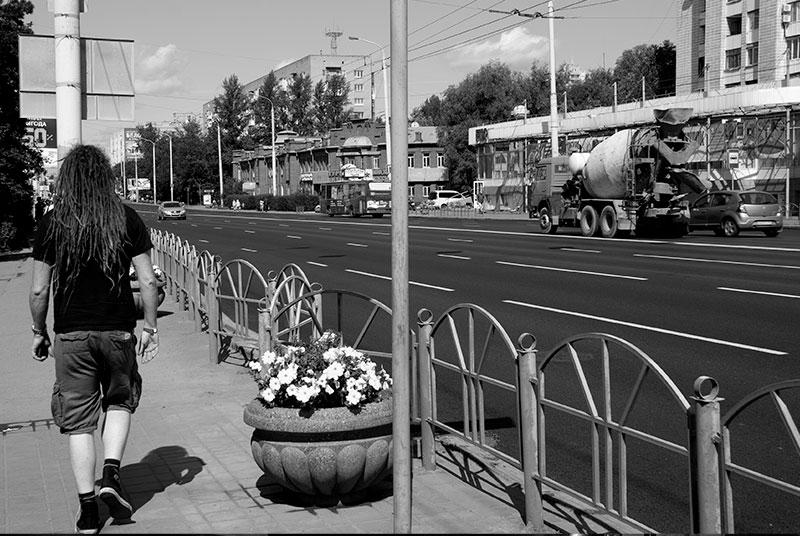 Subway Station, Omsk