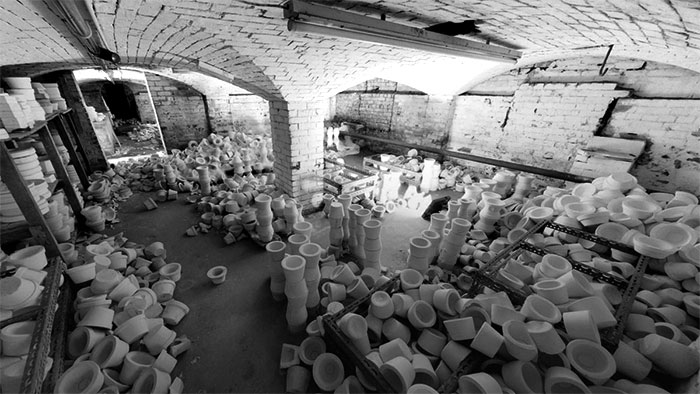 Externalising the Archive – British Ceramics Biennial