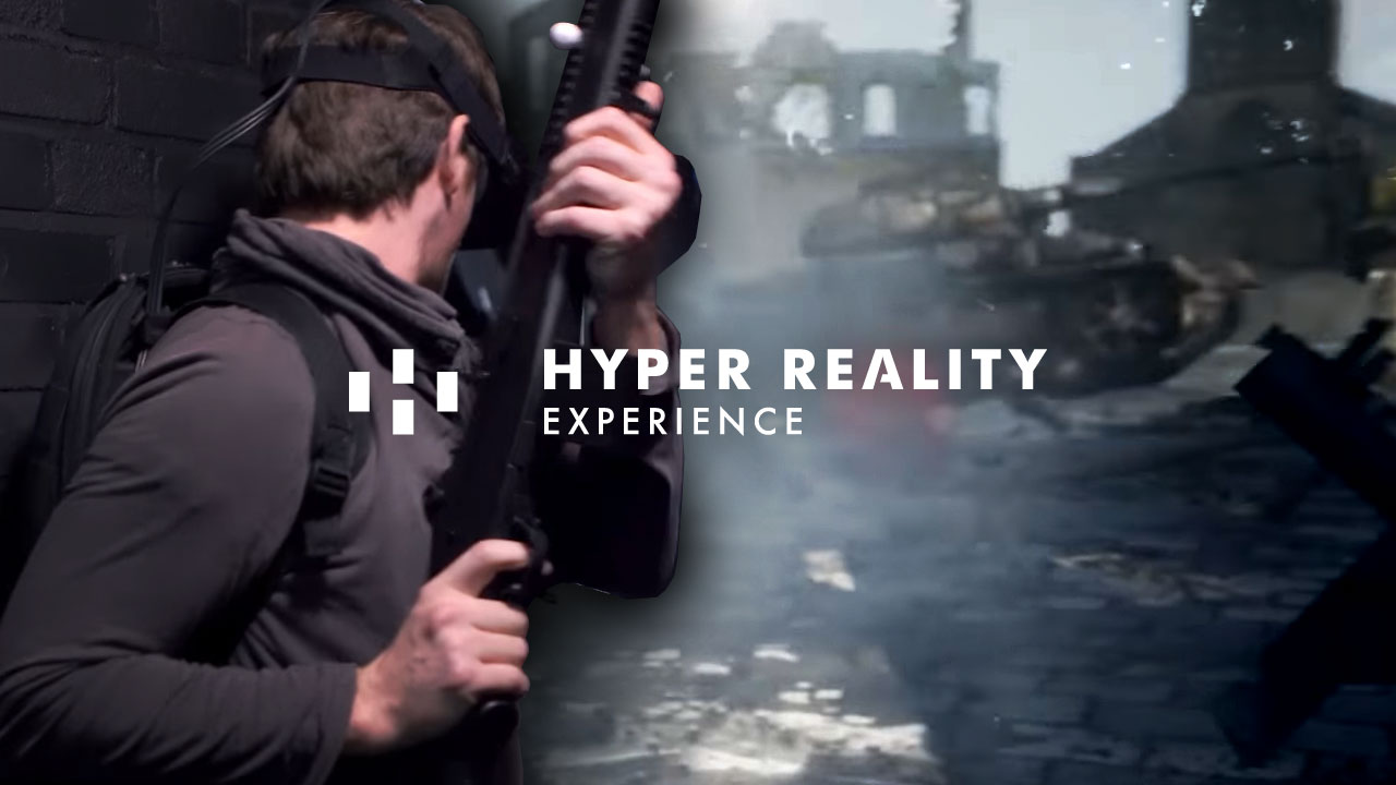Hyper Reality Experience is based in Leeds, UK.