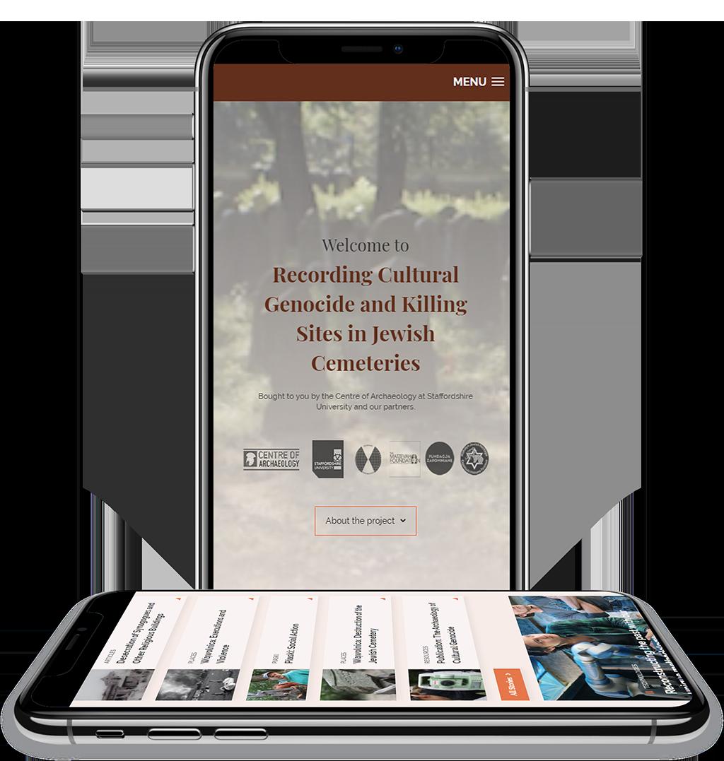 Recording Cultural Genocide website