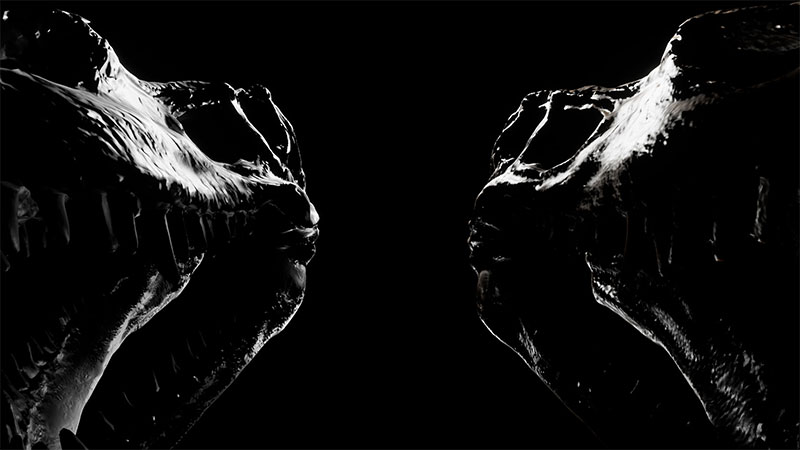 T-Rex follow-up – Laser Scanning v Close Range Photogrammetry