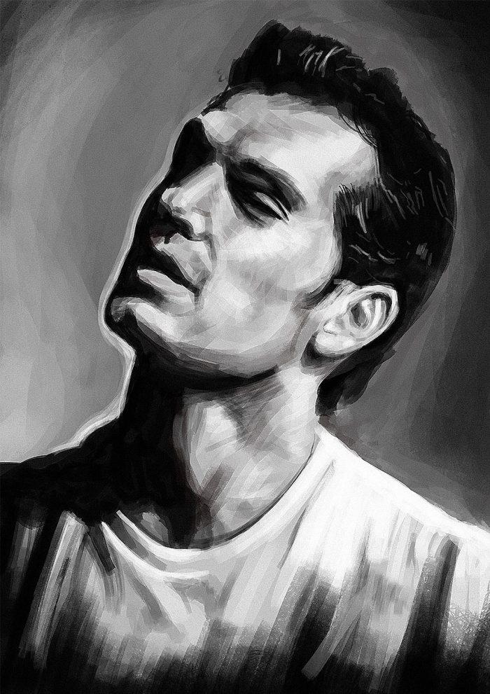 Henry Cavill Portrait