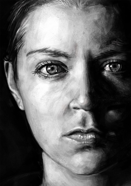 Melina Juergens Portrait