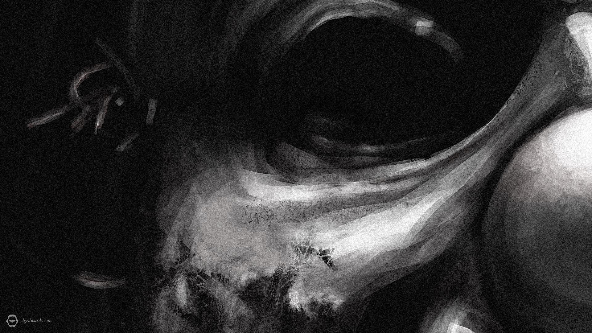 Shawn 'Clown' Crahan, Slipknot percussionist illustration
