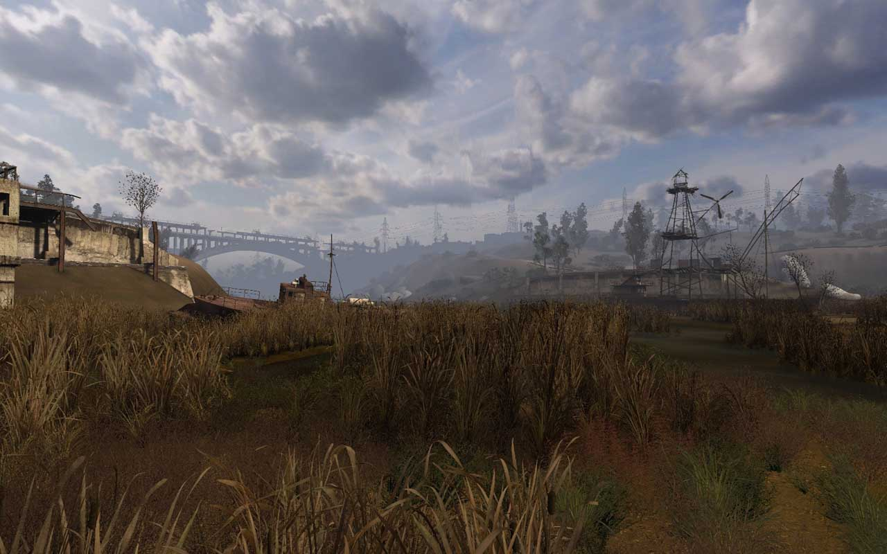 STALKER game screenshot