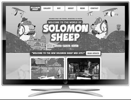 Solomon Sheep