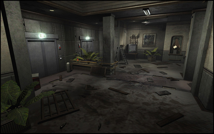 'Lost City' mod for Prey
