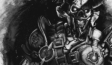 Learn more about Doom Eternal Illustrations