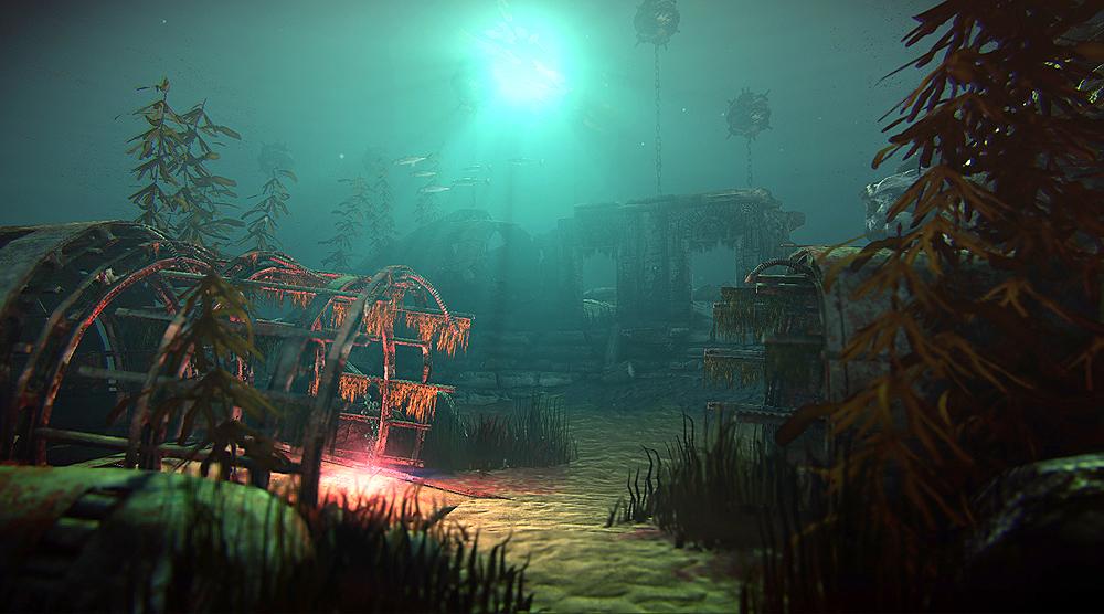 Depth Unreal Tournament 3