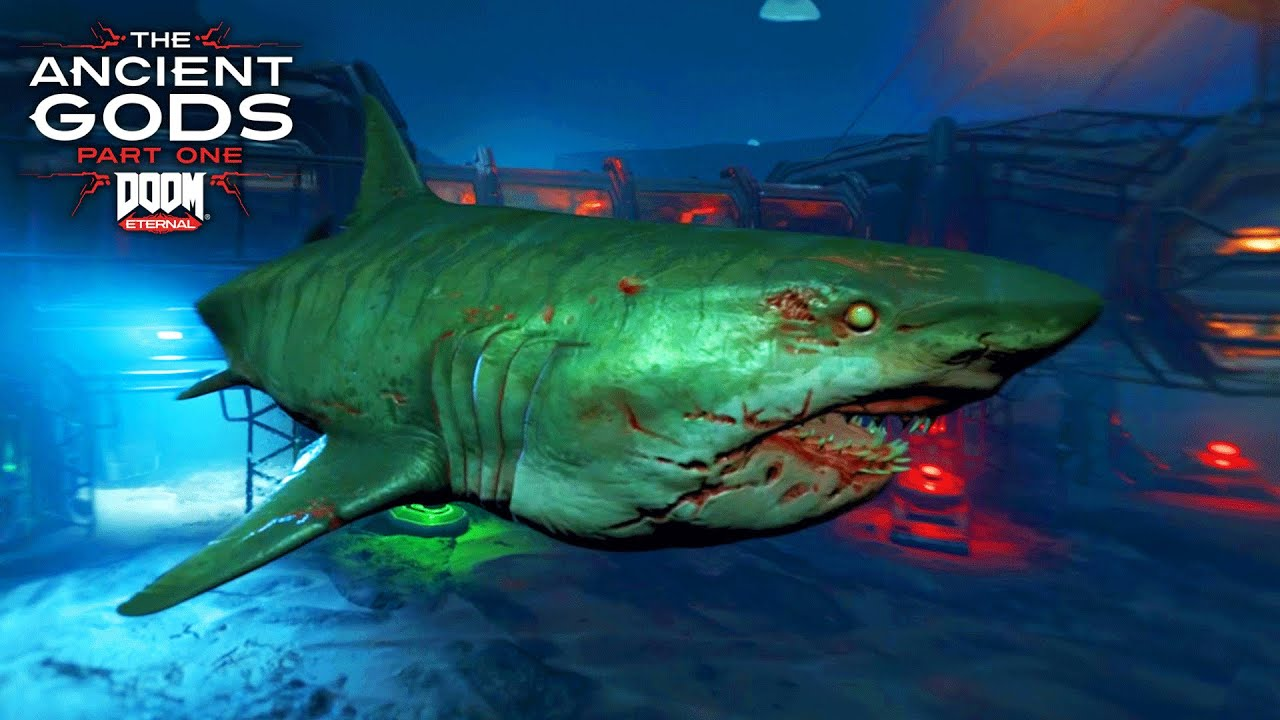Doom Eternal Shark