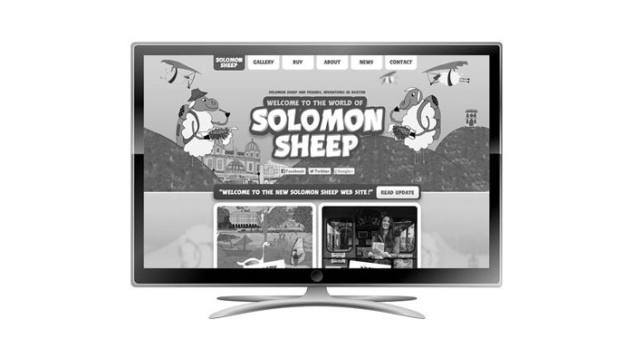 Learn more about Solomon Sheep